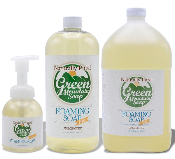 Liquid Foaming Soap