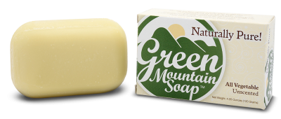All Vegetable Unscented Formula Bar Soap